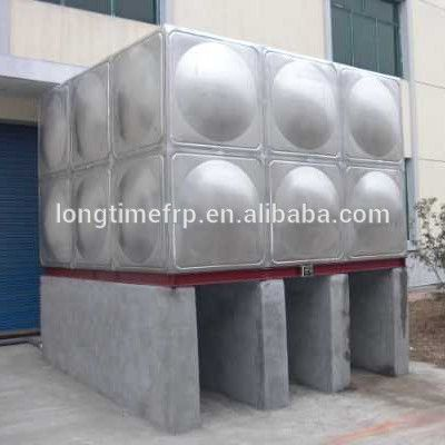 Stainless Steel Elevated Water Tank Price Water Storage Tank 50000 Liter Steel Water Tanks Water Storage Tanks Stainless Steel Tanks