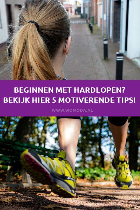 Beginnen met hardlopen? Bekijk hier 5 motiverende tips!