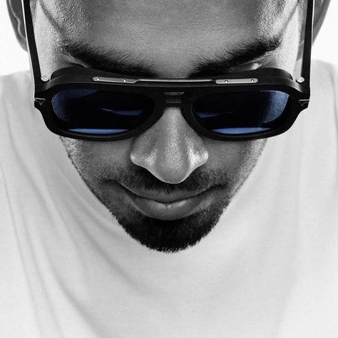 54a9321e07 Afrojack y G-Star Raw colaboran en unas gafas de sol de aspecto futurista