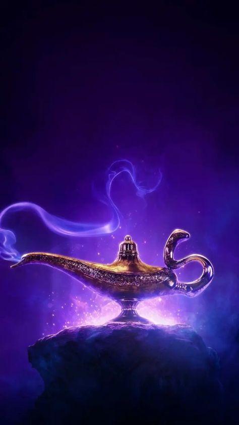 11 fondos de pantalla de Aladdin para tu móvil