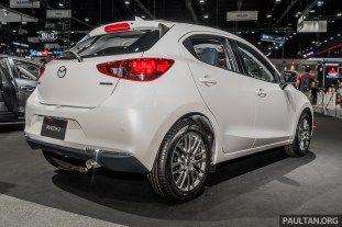 2020 Mazda 2 Hatchback Facelift 2 Mazda 2 Mazda Hatchback