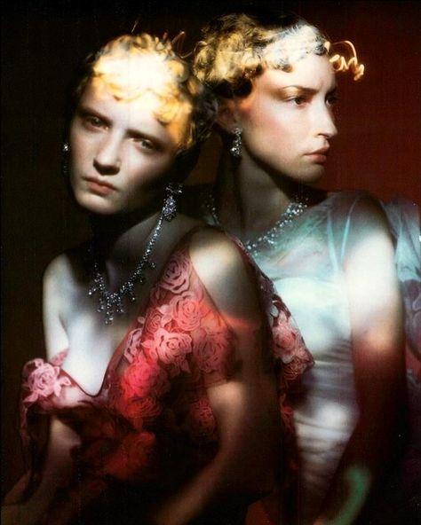 "Italian Vogue #editorial #paoloroversi @wattswhatmagazine"""
