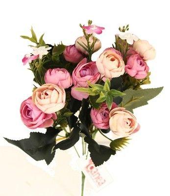 Zawilec W Sztuczne Kwiaty I Owoce Wyposazenie Domu I Ogrodu Allegro Pl Floral Wreath Floral Wreaths