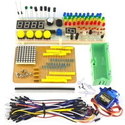 19 64 Buy Here Http Appdeal Ru Bkwl Kt0021 Electronic Pack Kit For Just 19 64 Electronic Parts Arduino Kit