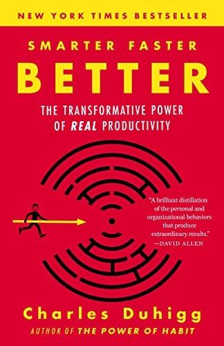 Smarter Faster Better: The Transformative Power of Real