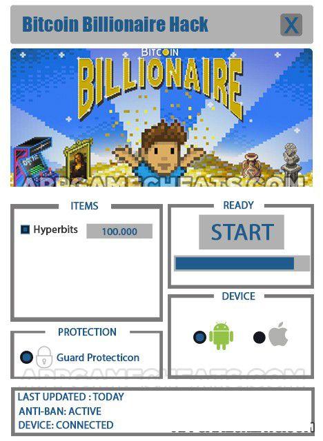 bitcoin bilionaire hack