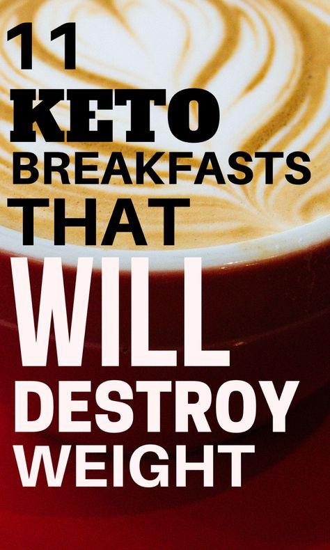 11 Amazing Quick & Easy 5-Minute Keto Breakfast Ideas | Olivia Wyles
