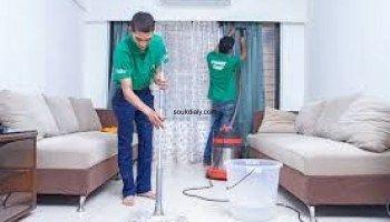 01157139355شركة جنة لخدمات لتنظيف منازل والفلل وشركات Bancos