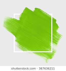 Original Grunge Brush Paint Texture Design Logo Acrylic Stroke