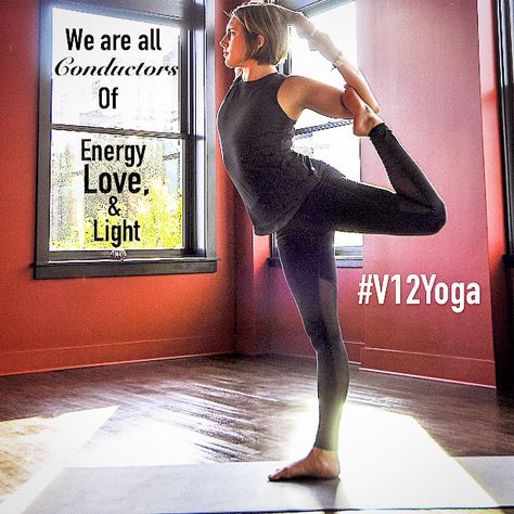 V12yoga Dallas Love Energy Light V12 Yoga Studio Texas