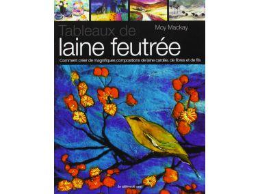 Tableaux En Laine Feutree In 2020 Starry Night Book Cover Artwork