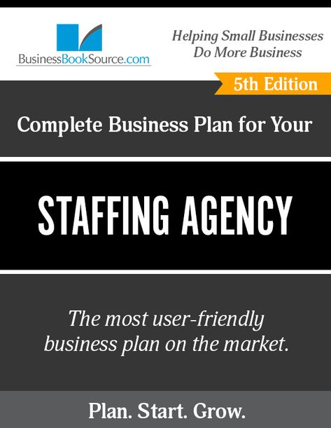 The Business Plan For Your Staffing Agency Daycare Business Plan How To Plan Writing A Business Plan