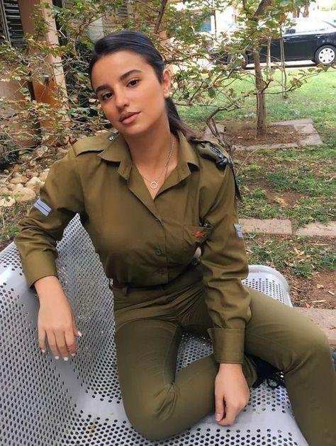 Israelische frauen hübsch
