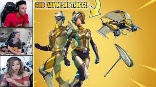Who Have The Most Thicc In Fortnite Pin On Fortnite Skins