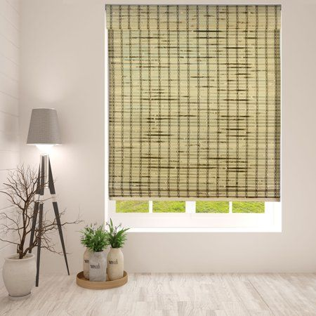 Arlo Blinds Rustique Cordless Bamboo Shade Size 19 W X 60 H