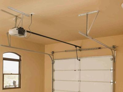 How To Clean Up Your Dusty Garage And Keep It Dust Free Garage Door Opener Installation Garage Doors Garage Door Maintenance
