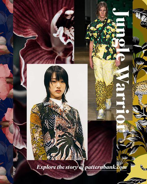 Jungle Warrior Fall/Winter 2020/21 Print Trend