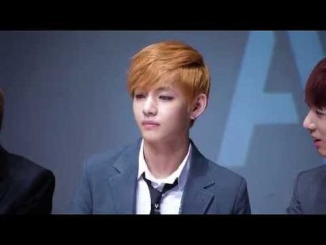 [HD fancam] 140309 Taehyung - getting tricked ^^ @ Sincheon Fansign - YouTube