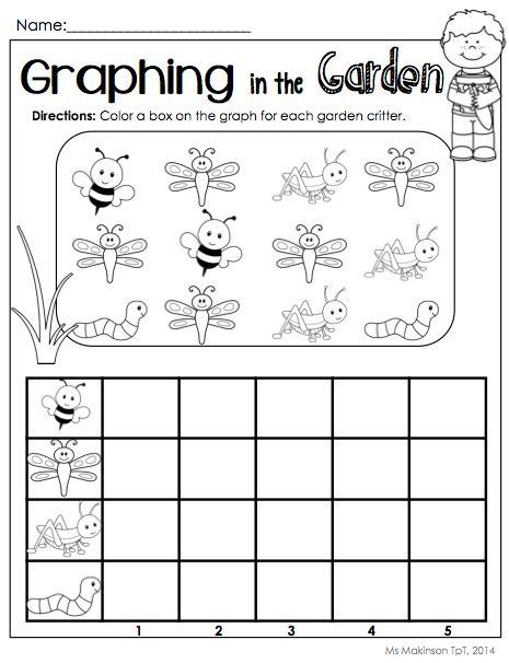 Ocean graph | Classroom Ideas | Pinterest | Ocean, Math and Kindergarten