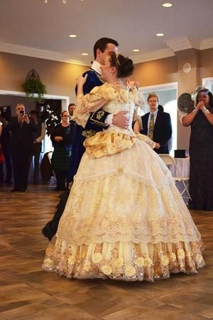 Upscale Belle Beauty And The Beast Fantasy Gown Fantasy Gowns