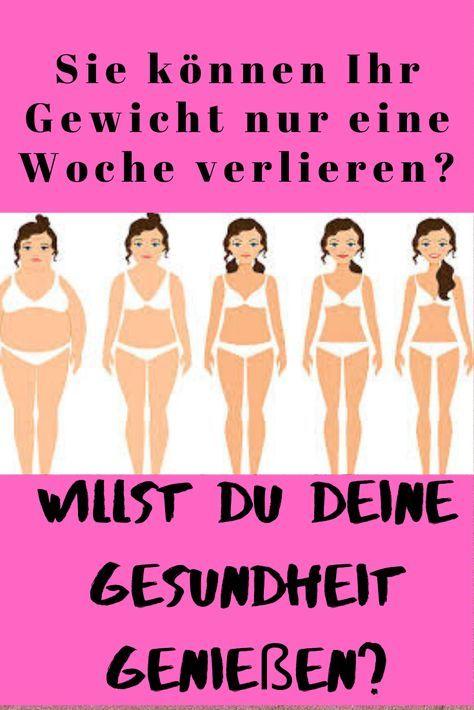 Wie man Gewicht verliert r