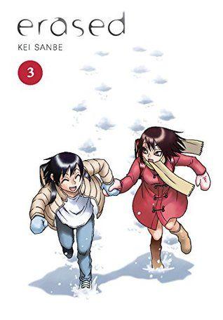 Erased Volume 3 By Kei Sanbe Manga Books Manga Manga Covers