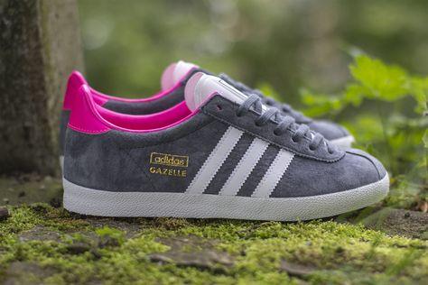 """newest 1b118 6f7e7 adidas Gazelle OG """"Onix   Solar Pink"""""""