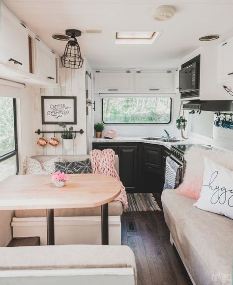 When you love adventures and trekking, a camper trailer can add to your pleasures. Contemplating the benefits provided by camper trailers, the final t. Truck Camper, Rv Campers, Camper Trailers, Camper Life, Happy Campers, Rv Life, Tiny Camper, Camper Van, School Bus Camper