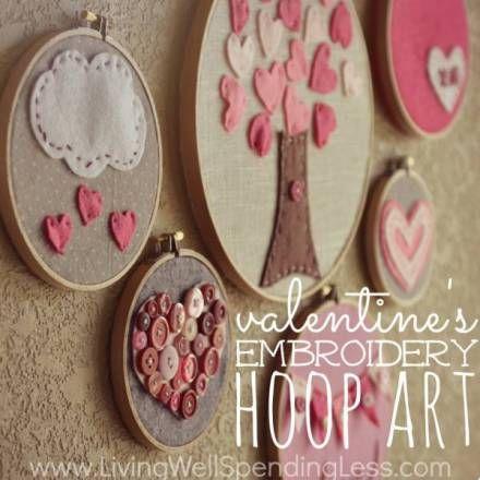 Embroideryhoop Com Imagens Autocaravana Dia Dos Namorados