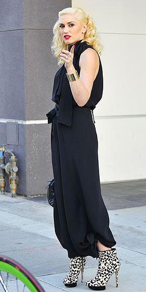 Gwen Stefani... Feminidad pura, esta chica es Libra