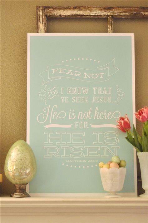 Easter printable | Kiki & Company.