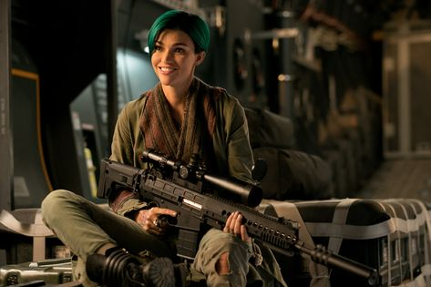 [Exclusive] Ruby Rose Discusses Role In xXx: Return of Xander Cage