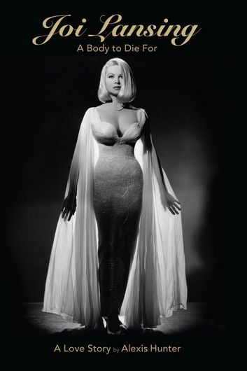 "JOI LANSING  8/"" X 10/"" GLOSSY PHOTO REPRINT"