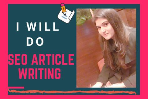 I will do SEO optimized article writing of 3000 words in 12 hours