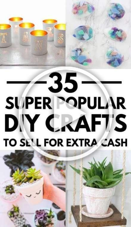 Garden Crafts To Sell How To Make 33 Trendy Ideas Garden In 2020