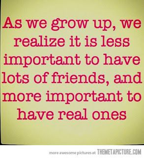 growing friendship quotes