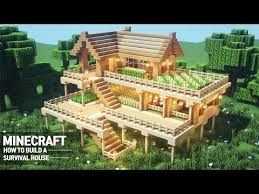 Ultimate Minecraft Survival Base With Everything You Wish For