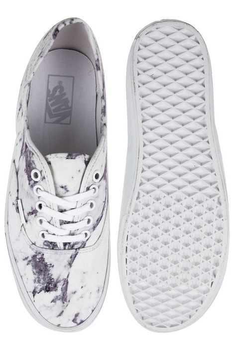 b23daaf18fa Vans Authentic Schoen (marble true white)