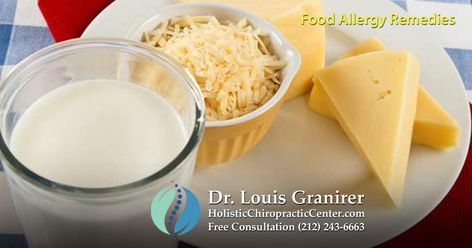 Food Allergy Remedies in NYC by Dr. Louis Granirer Holistic Chiropractor In the past decade, there have been more cases of people suffering from both food intolerance and food allergies in NYC than ever before. Learn more. #foodallergy #foodallergies