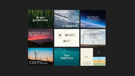CreativeRace Deliver Full Creative Rebrand for Planet U Energy - World Brand Design Society
