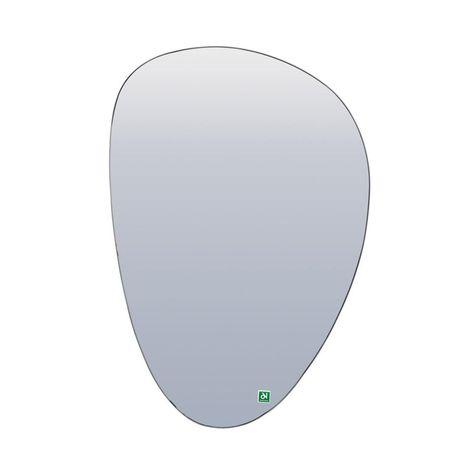 Lustro Lazienkowe Z Oswietleniem Wbudowanym Nova 80 X 55 Dubiel Vitrum Lustra Lazienkowe I Akcesoria W Atrakcyjnej Cenie W Skle Mirror Furniture Home Decor