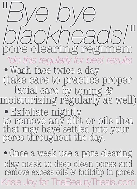 DIY Blackhead Remover Hacks; How to Get Rid of Clogged Pores