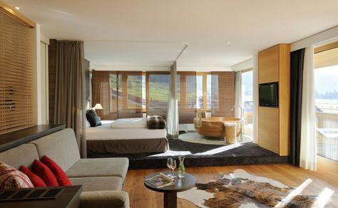 Adlerhorst Suite (57-64m²) - Suiten - Zimmer \ Preise - Hotel