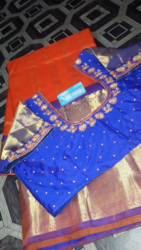 Pin by Silpa Designers on maggam works by silpa designers
