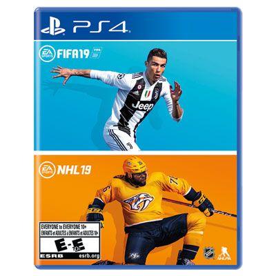 Fifa 19 Nhl 19 Bundle Ps4 Fifa Xbox One Nhl