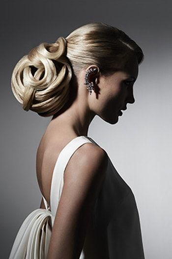 100 Idees De Chignon Artistique Chignon Coiffure Cheveux