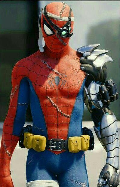 Spidey Suit Series