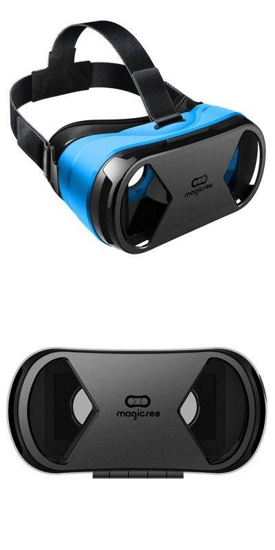 Virtual Reality | MAGICSEE G1 Virtual Reality 3D Glasses Case VR Box for 4 - 6…