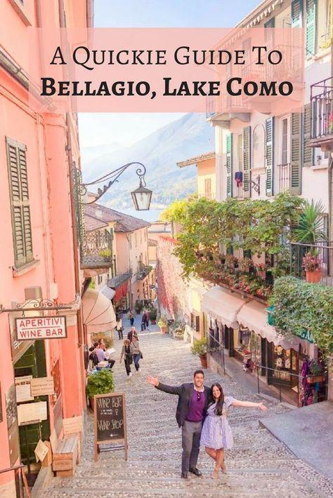 A Quickie Guide to Bellagio, Lake Como