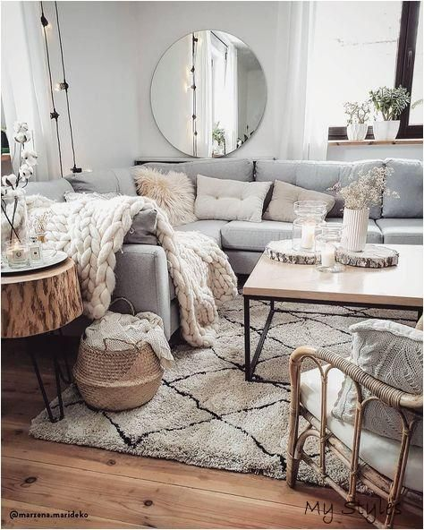 Salon Cocooning 13 Facons D Adopter Une Deco Cosy In 2020